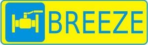 Логотип BREEZE